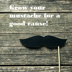 movember movement - grow your mustache