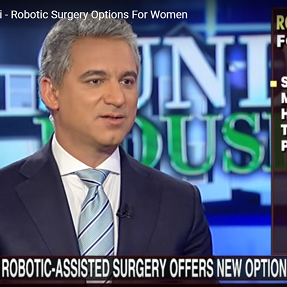 robotic surgery for women